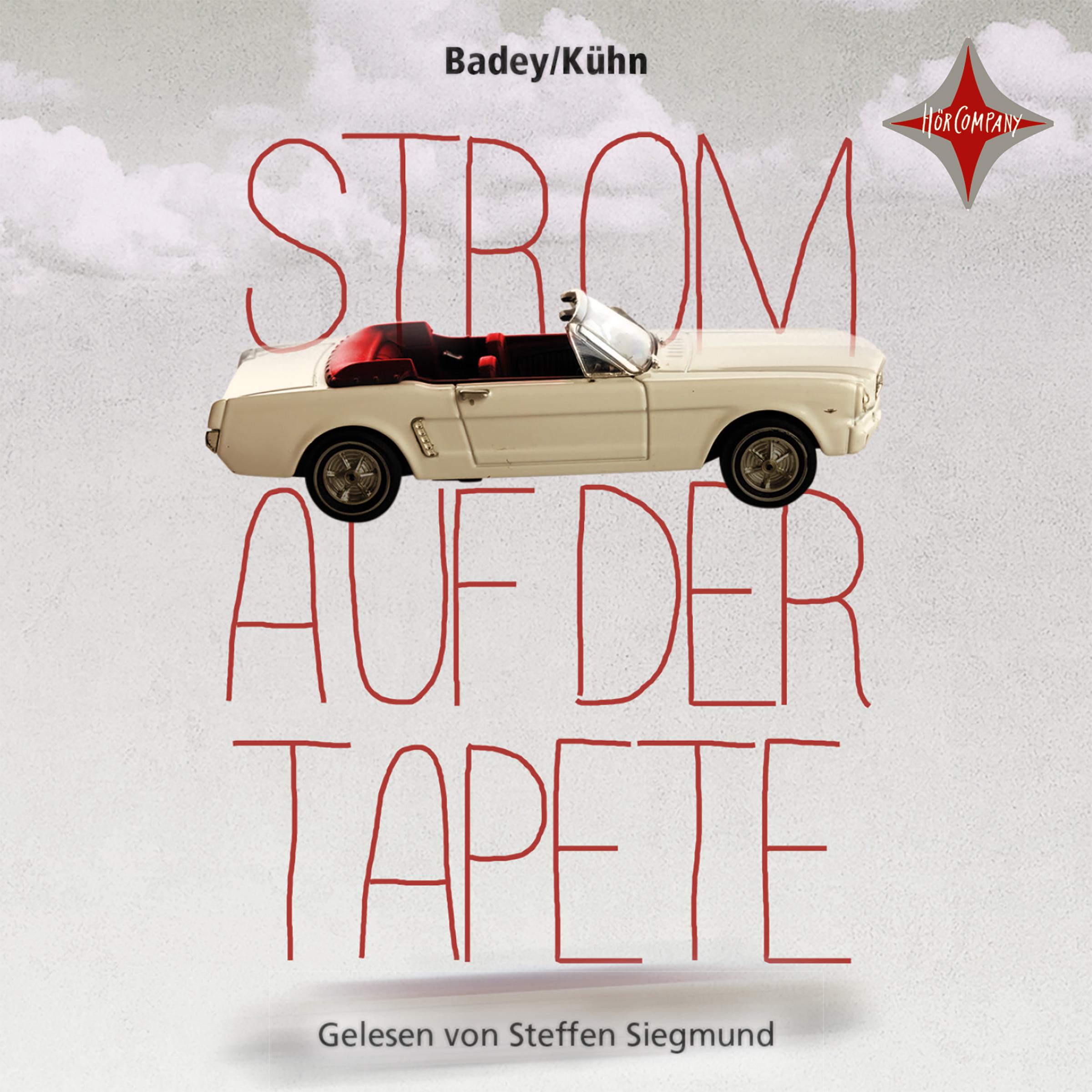 """Hörbuch """"Strom auf der Tapete"""" von Andrea Badey und Claudia Kühn"""